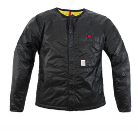 Topo Designs Puffer Cardigan Herr black